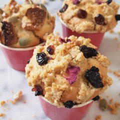 Crumble muffin